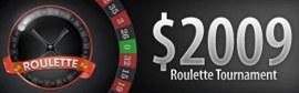 2009 roulette tournament