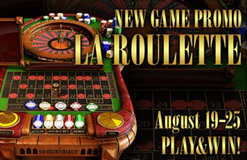 la roulette win a day