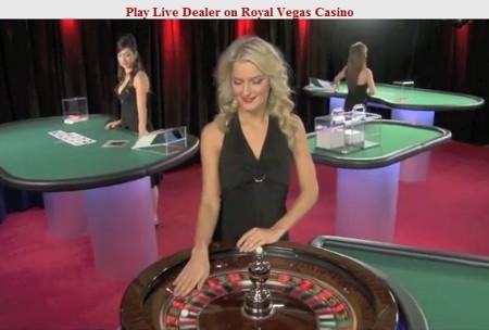 live roulette dealer RV