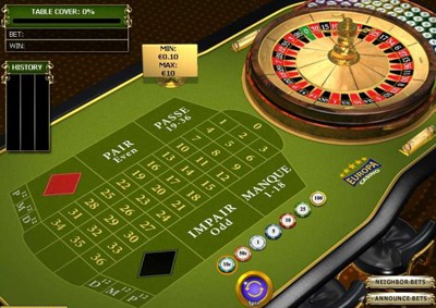 premium roulette europa