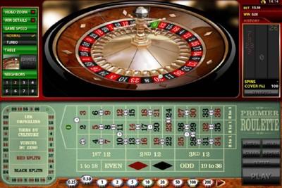 premium roulette microgaming