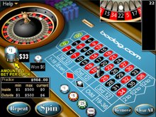 roulette bodog